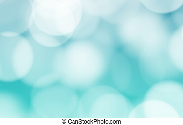 Soothing Background with Soft Shapes as Abstracts