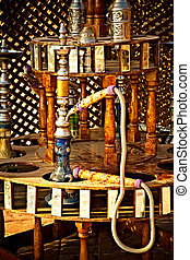 hookah in Egypt - hookah for rent in Egypt