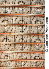 Wood ceiling - A Wood ceiling of the Renaissance period