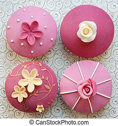 boda, Cupcakes