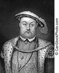 Henry VIII King of England - Henry VIII 1491-1547 on...