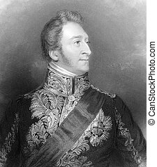 Hugh Percy, 3rd Duke of Northumberland (1785-1847) on...