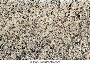 花崗岩, 石頭, 結構, 灰色, 黑色, 白色