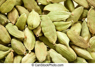 Cardamom whole - Green cardamom whole, natural spice for...