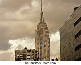Majesty of the Empire State Building