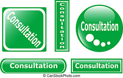 green Button Consultation set