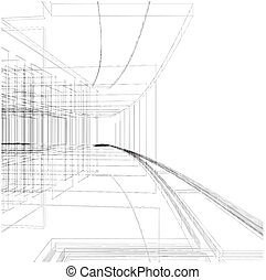 Abstract Construction Of The Line