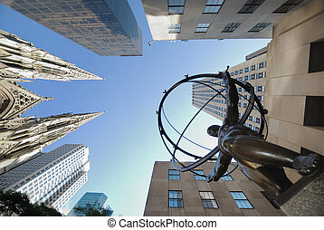 Fifth Avenue, Manhattan, New York City - NEW YORK CITY - SEP...