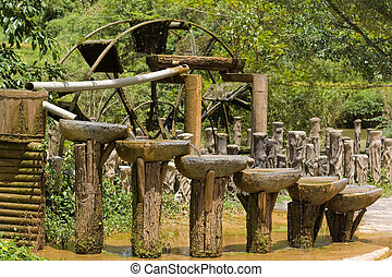 ancient Chinese water circulation system - ancient Chinese...