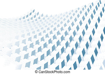 Cubes - A lot of cubes pattern abstract image, goodpicture...