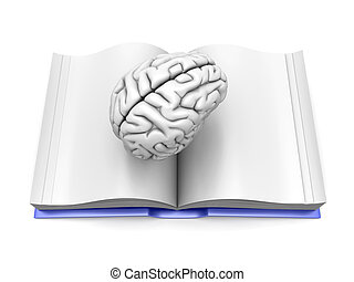 Brain Book - Psychologic Psychiatric Neurologic literature...