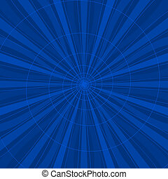 Abstract background, blue