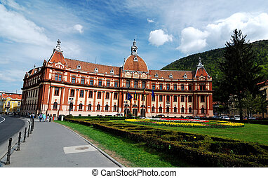 Government of Brasov county Romania - Central administration...