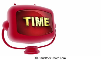 time  on loop alpha mated tv