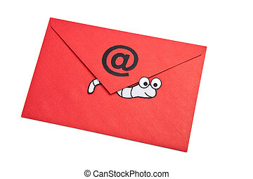 E-Mail Security - Worm and e-mail, concept of E-Mail...