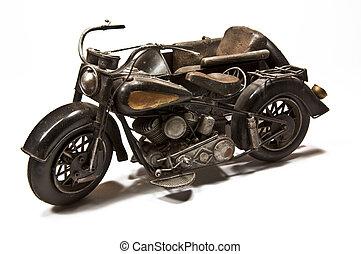 Motorbike - Model of an Motorbike