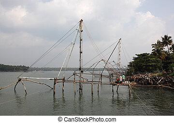 Chinese fishernets Kochi