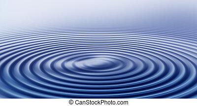 Water - water rings