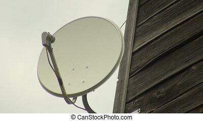 satellite aerial