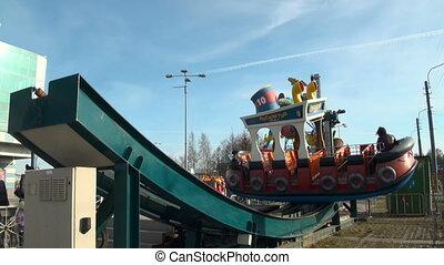 Children's merry-go-round