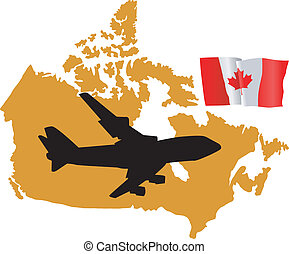 fly me to the Canada