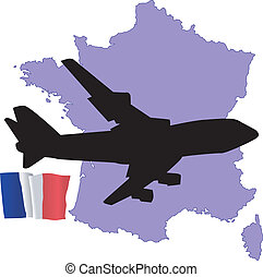 fly me to the France