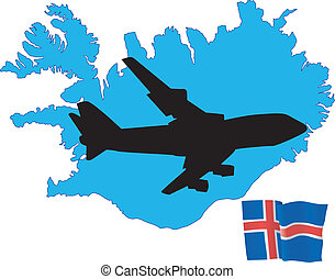 fly me to the Iceland