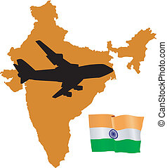 fly me to the India