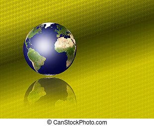 AT Symbol Earth
