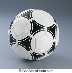 foot ball - Football isolated on a white