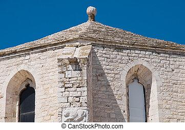 Cathedral of St Maria Maggiore Barletta Apulia