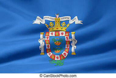 Flag of Melilla