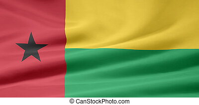Flag of Guinea-Bissau - High resolution flag of...