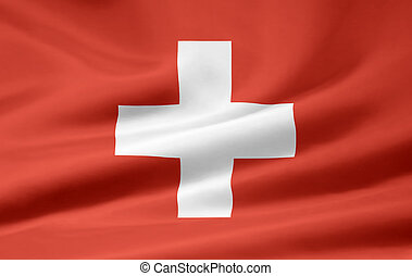 Flag of Switzerland - High resolution flag of Switzerland