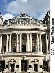Antwerp - Old opera house in Antwerp, Flanders - Belgium