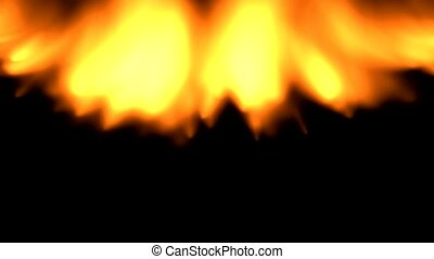 Fire,oilfield,military,war