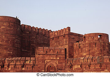 Agra Fort India - the Agra Fortis a UNESCO World Heritage...