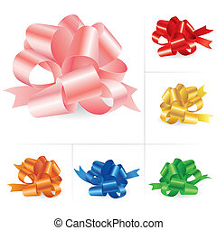 Collection of celebratory bows #3