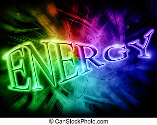 The word energy