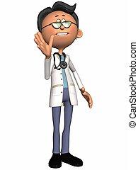Toon Figure - Medical