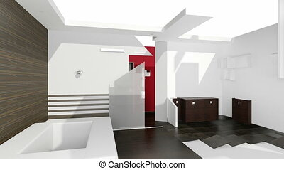 Interior creation - Apartment-transformer