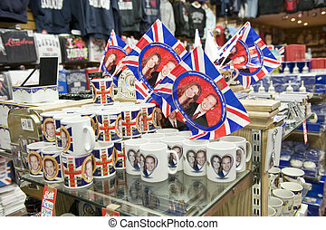 Prince William gifts