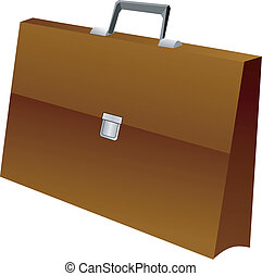 business case on a white background