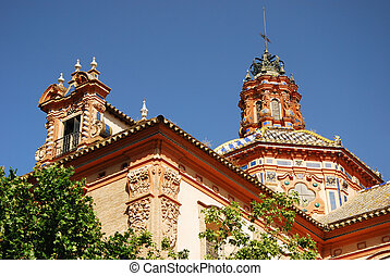 Church, Seville