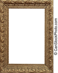 photo frame - frame ready to be used in a photo design