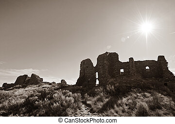 Chaco Culture National Monument