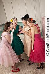 Women Gossips