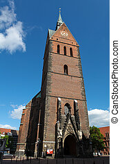 Market Church in Hannover - Market Church Marktkirche in...