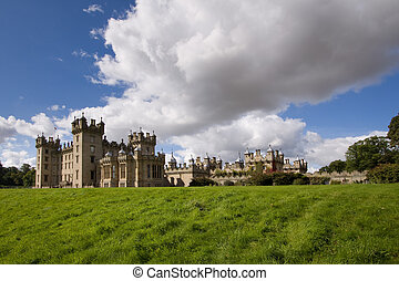 Floors Castle, Kelso - Floors Castle near Kelso in the...