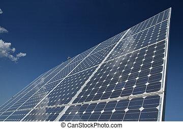 Energie - erneuerbare Energie
